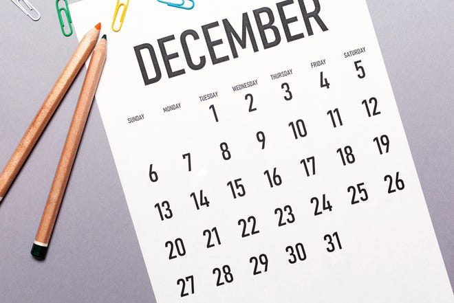 Bodhi Day, Hanukkah, Yule and Christmas are among the reilgious holidays coming up in December.