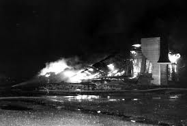Kenneth Arnold, Donald Roseman and Frank Urwin were killed when a series of makeshift bombs exploded inside the La Cuisina Restaurant. This year marks the 45th anniversary of the blaze.