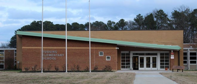 Tussing Elementary School, shown in this undated photo, becomes the third school in Colonial Heights to report positive COVID-19 cases. City school officials did not say if the positive tests came from a student, teacher or staff member.