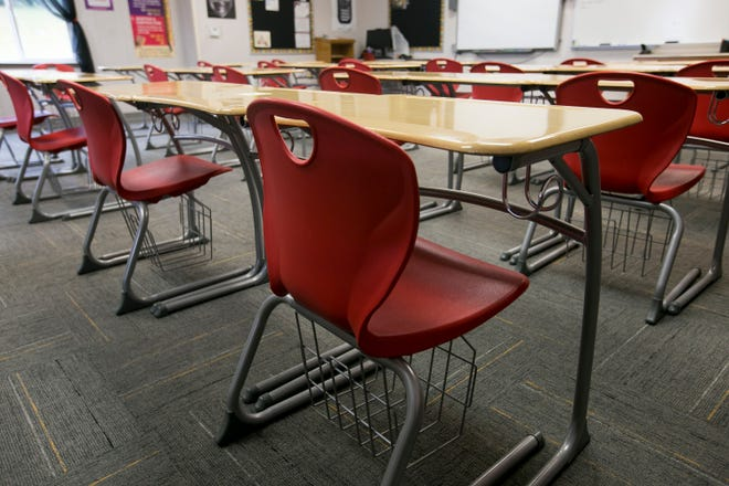 Rockford Public Schools is asking parents who opted for remote instruction for their children this school year if they want to switch to in-person in the coming weeks.