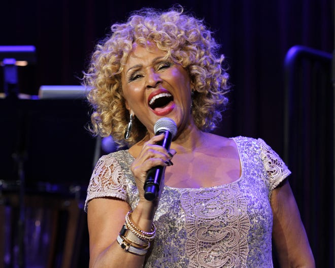 Singer Darlene Love's online holiday concert, Love for the Holidays, will be released Saturday,  including through Sarasota's Van Wezel Performing Arts Hall.