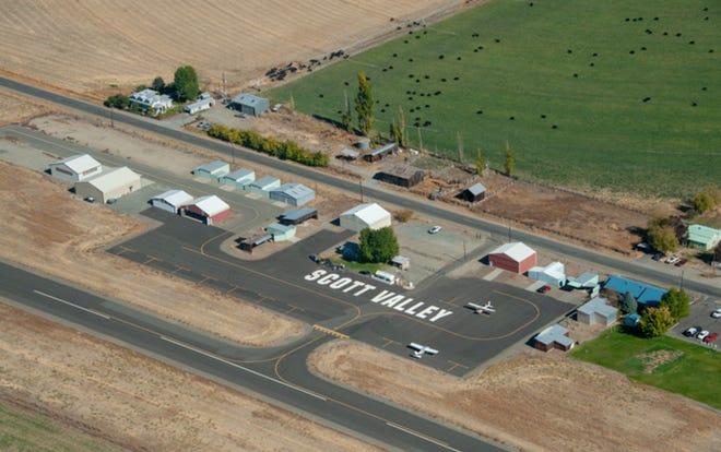 Scott Valley Airport