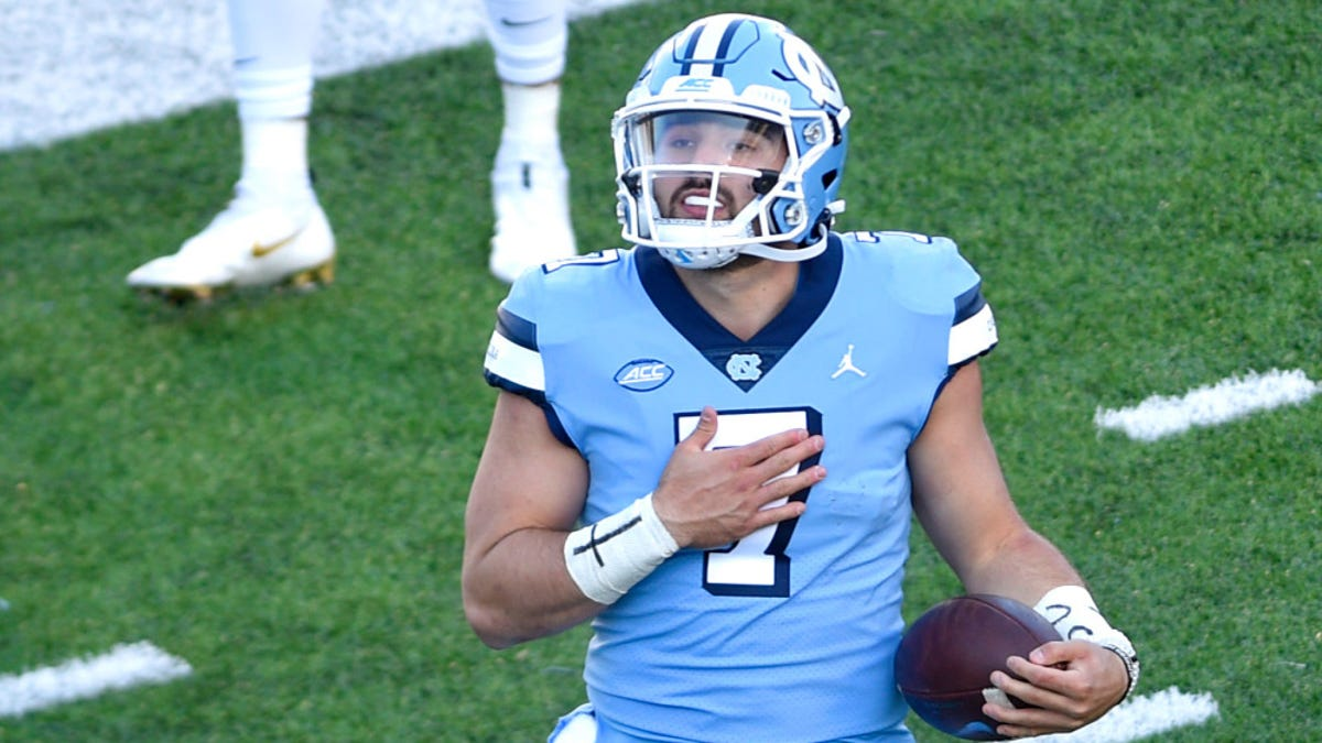 History in real time: Record-setting Sam Howell takes aim at writing UNC legacy