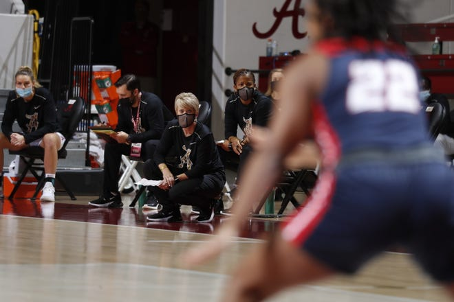 11/25/20 WBB Alabama vs  Samford