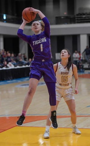 Skye Williams, a senior guard and Purdue recruit, is one of the leaders for a Central girls basketball team that has high expectations after going 22-6 overall and 9-1 in the OCC-Ohio last season. The Tigers reached a Division I regional final.