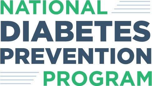 National Diabetes Prevention Program logo.