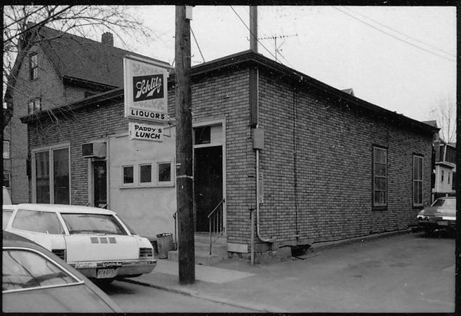 """Paddy's Lunch, located at 260 Walden St., is the oldest family owned pub in Cambridge, established in 1934. """"It has always been run by women, but people consider it a men's bar,"""" owner Ruth Allen, told the Chronicle for Paddy's 80th anniversary article published in 2014."""