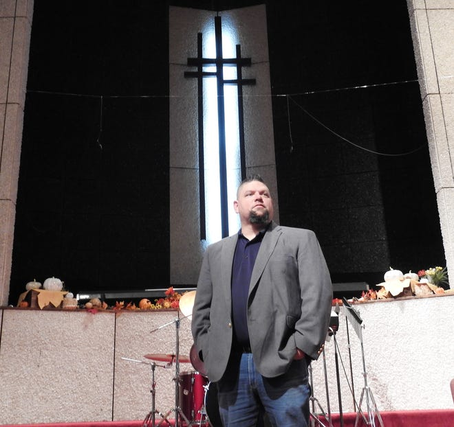 Pastor Andrew Bird became the new pastor at Coshocton Church of the Nazarene on Nov. 1. His goals are to connect to youth and increase community outreach, which he believes is important during this holiday season and time of the COVID-19 pandemic. Bird recently had COVID-19 and it gave him a new perspective on the virus.