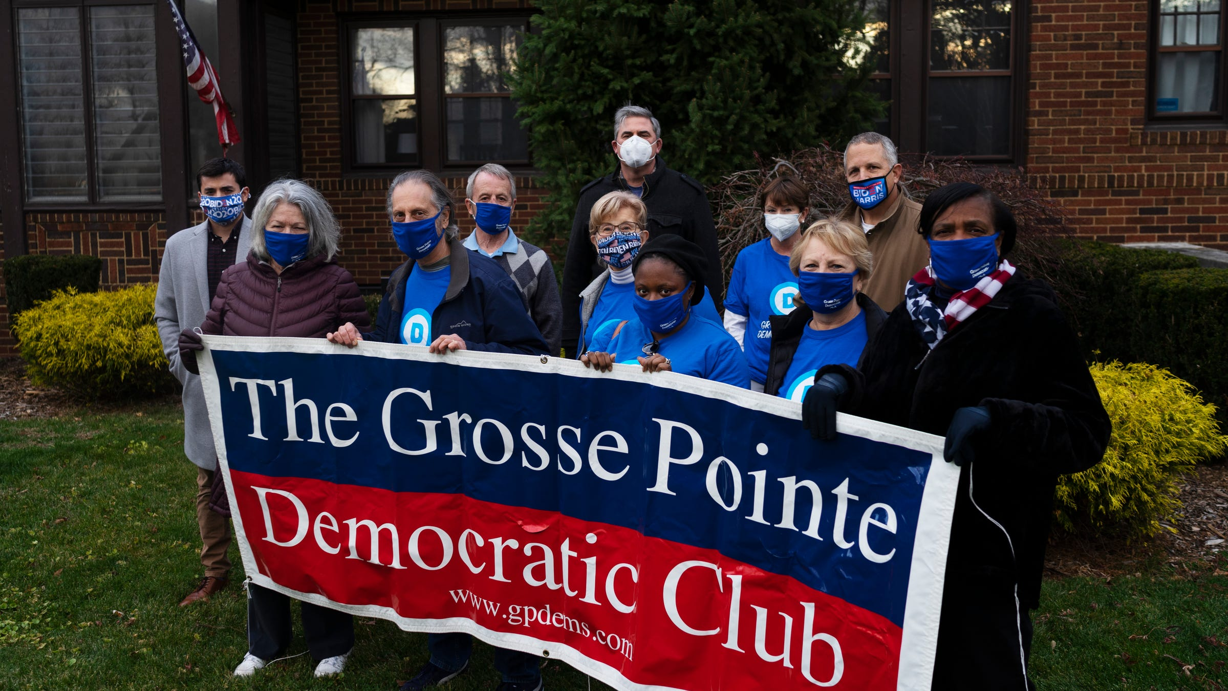 The political color of the Grosse Pointes is changing