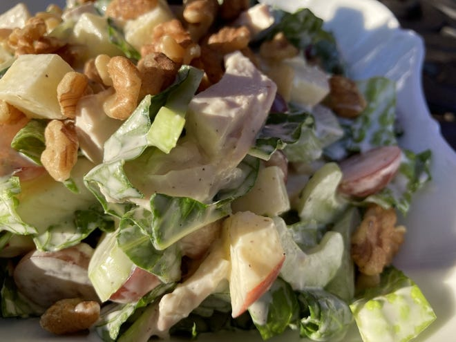 Turkey Waldorf Salad