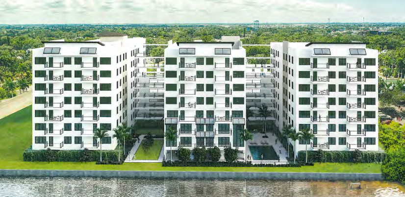 Luxury apartments planned along Caloosahatchee in downtown Fort Myers