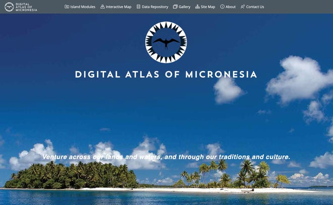 The Digital Atlas of Micronesia is a newly launched resource featuring a broad range of geospatial information on the islands of Yap, Pohnpei, Chuuk and Kosrae. It is open to the public to use at islandatlas.org.