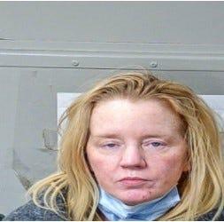 Heather Ann Brown was arrested Nov. 24, 2020.