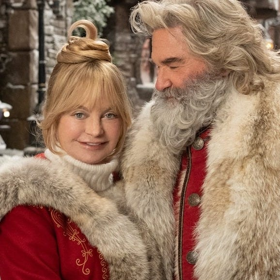"""Kurt Russell and Goldie Hawn star in """"The Christmas Chronicles: Part Two,"""" now playing on Netflix."""