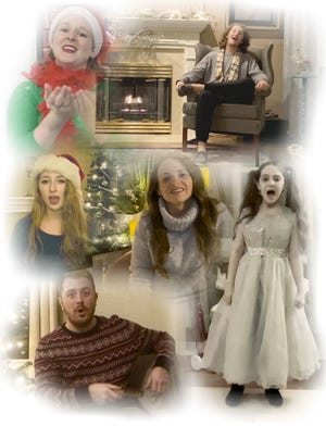 The Belmont Theatre will host a virtual holiday concert, available online Dec. 4 through Jan. 2.