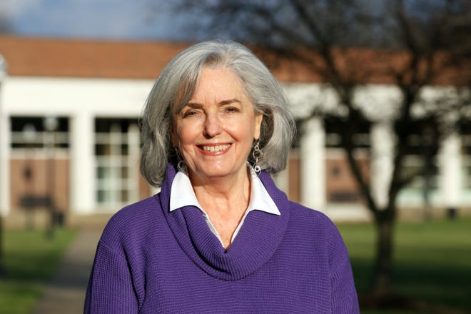 Retired educator Susan Holdren is the president and executive director of the J.W. and M.H. Straker Charitable Foundation. She is also faculty emerita at Zane State College.