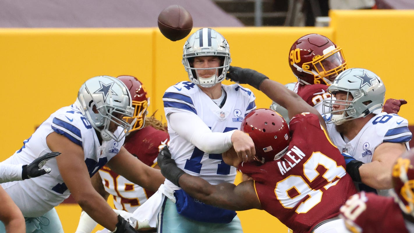Thanksgiving NFL viewer's guide: Everything you need to know about Thursday's games
