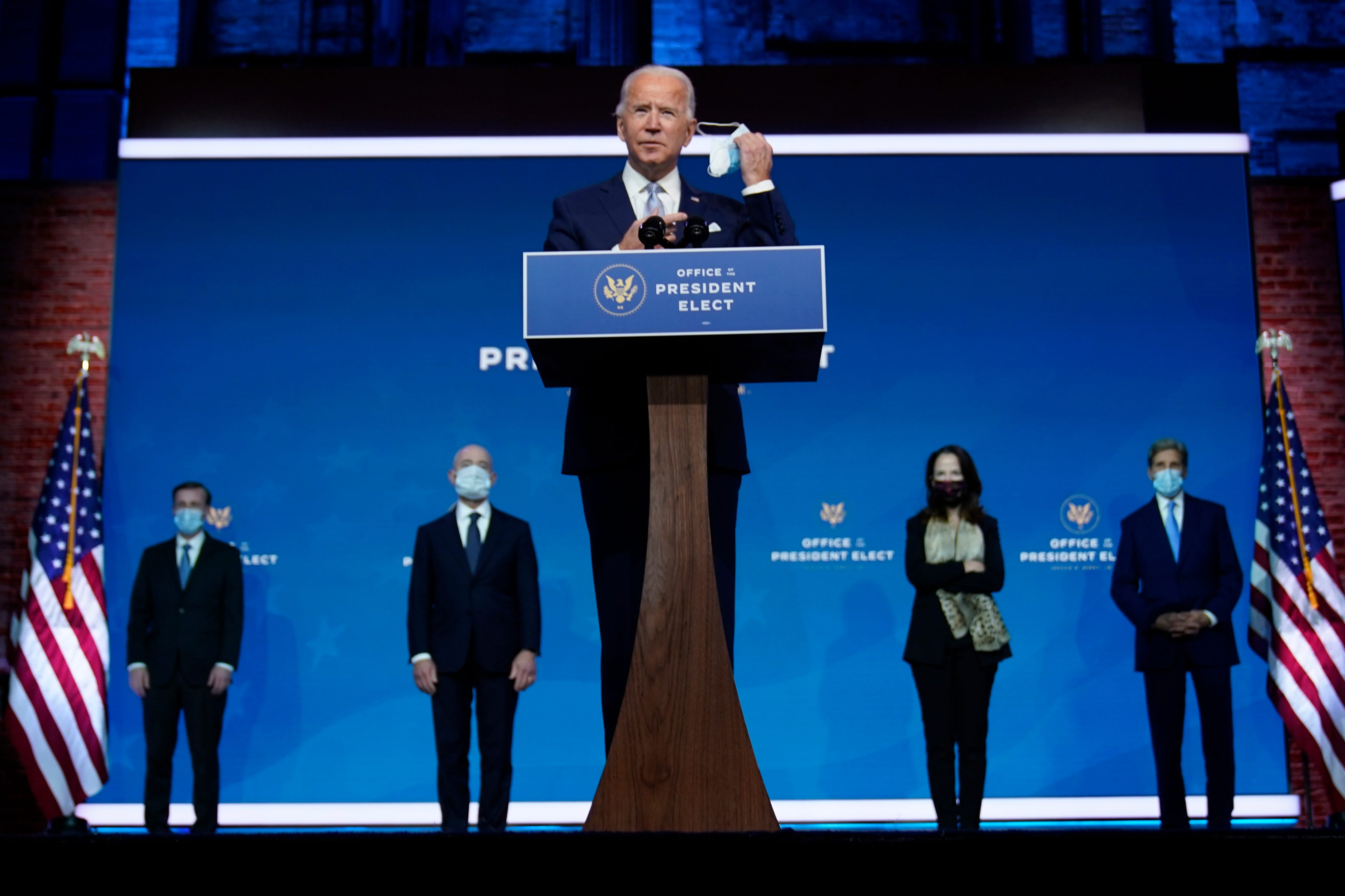 Politics live updates: China s President Xi congratulates Joe Biden, Russia s Putin still a holdout