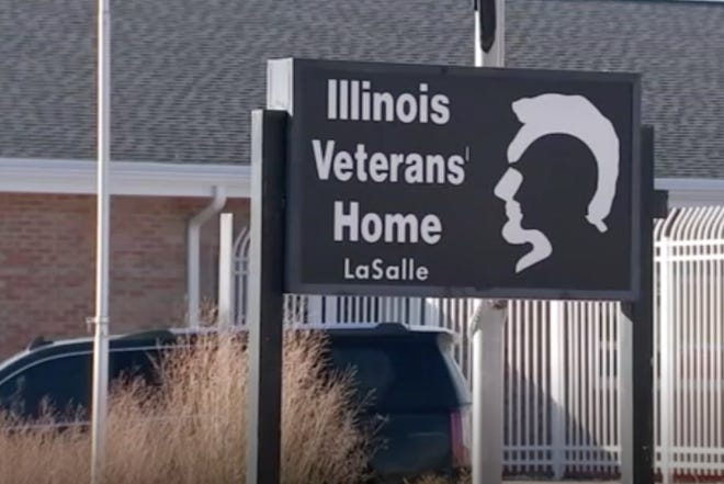 The Illinois Veterans Home in LaSalle has had 33 deaths related to COVID-19.