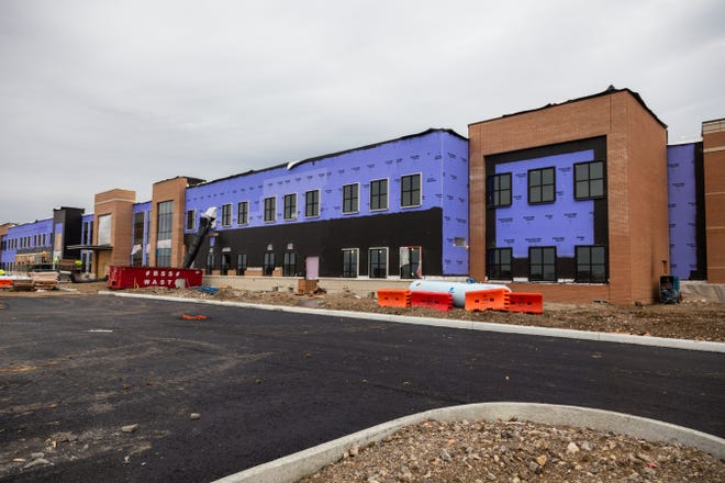 Eversole Run Middle School, 9001 Gardenia Drive in Plain City, is expected to open for the 2021-22 school year. Dublin's fifth middle school will be the district's last one, according to Superintendent Todd Hoadley.