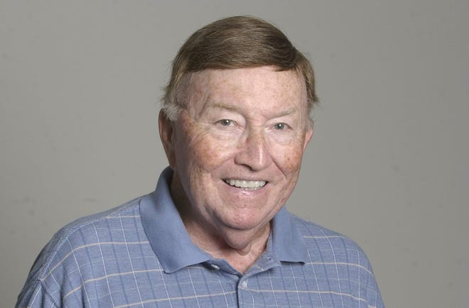 Walt Burrows wrote about South Jersey sports for over six decades at the Courier-Post. He passed away on Tuesday at the age of 93.