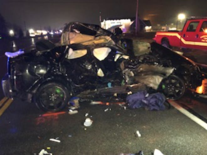 Chesterfield Township Police are investigating a fatal crash that happened on Thanksgiving Eve.
