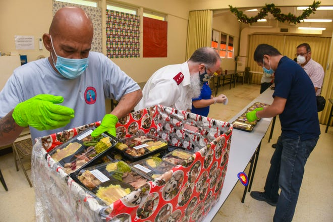 Guam Salvation Army perseveres for COVID-19-safe Thanksgiving