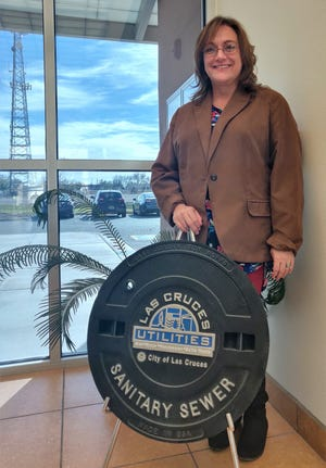 Las Cruces Utilities Director Delilah A. Walsh looks forward to developing each associate to the top of their abilities and to creating organic collaboration to stimulate innovation for the benefit of ratepayers in Las Cruces.