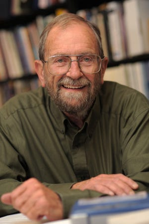 Economist Jim Peach, who retired after a 38-year tenure as a New Mexico State University Regents Professor in 2018, guided the preparation of this year's economic base studies published by Arrowhead Center.