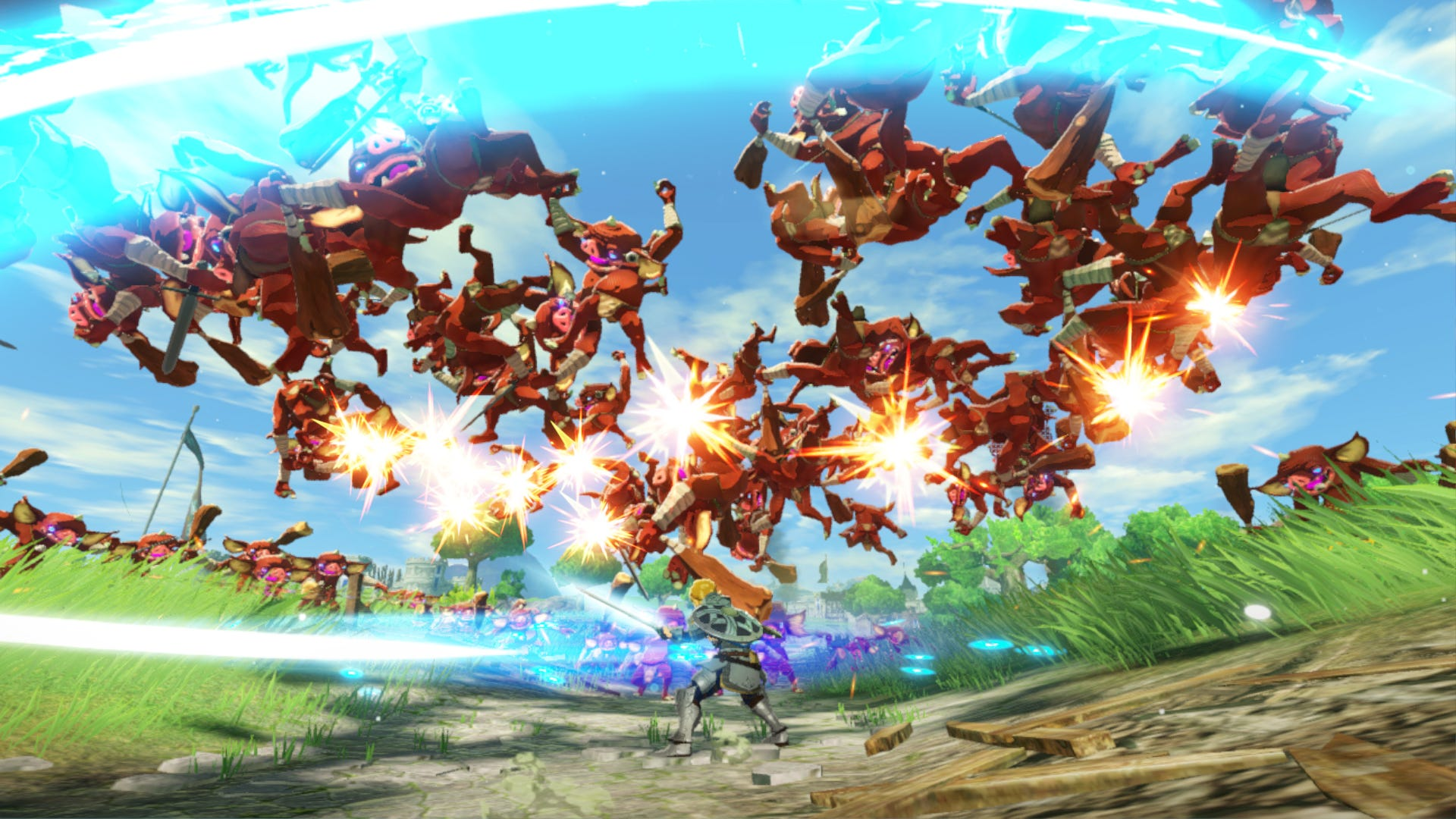 Hyrule Warriors Age Of Calamity Review Righting Past Wrongs Technobubble
