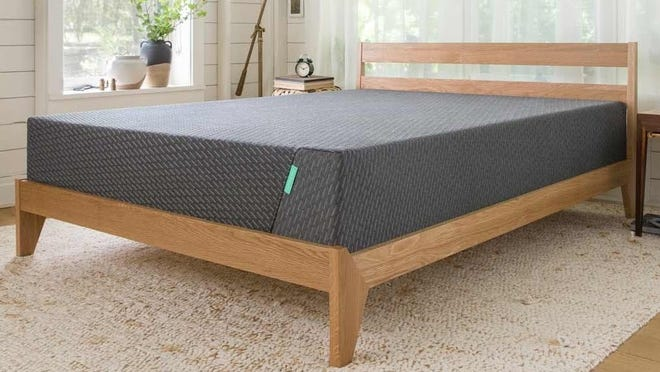 This mattress is proof that you don't have to spend thousands of bucks to get a good night's rest.