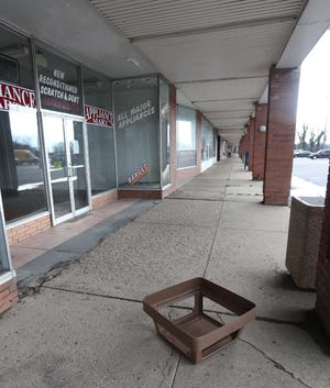 Tallmadge city officials gave owners of the Midway Plaza until the end of December 2020 to rectify numerous code violations or appeal the process. The strip mall remains largely untouched, and city officials are now considering their legal options.