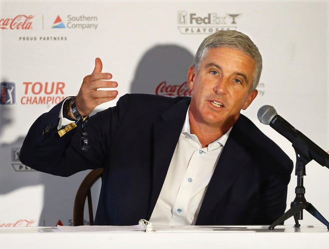 As part of the agreement, PGA Tour Commissioner Jay Monahan will join the European Tour board as a non-executive member who would have a vote.