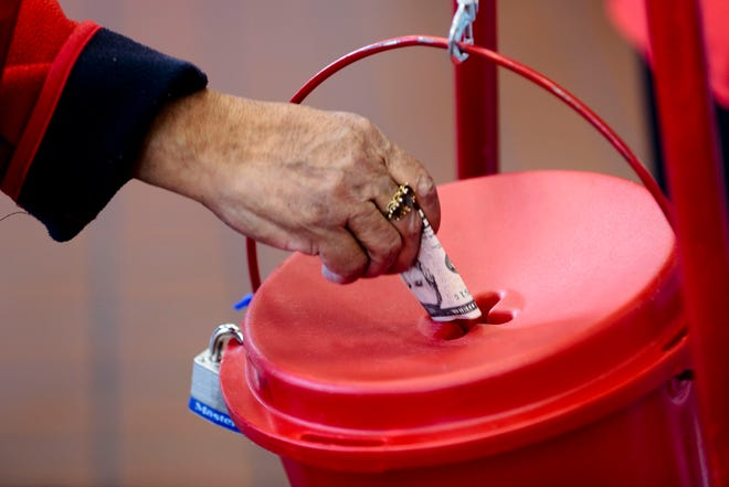 The Salvation Army in Central Ohio's Red Kettle campaign kicked off early this year in hopes of meeting greater needs during the COVID-19 pandemic. But local toy donations are down for this year, and more are needed to distribute to the children.