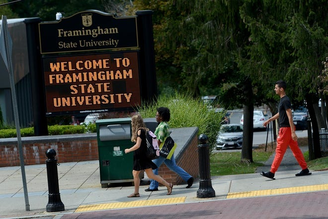 A state audit recently examined whether Framingham State administers the A2B Degree program according to state guidelines.