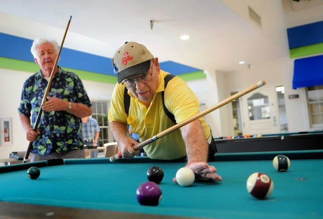 The Senior Friendship Centers in Sarasota and Venice have long been a place for older residents to gather. HERALD-TRIBUNE ARCHIVE/2011