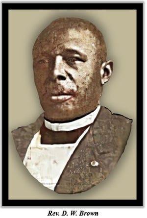 Rev. D. W. Brown