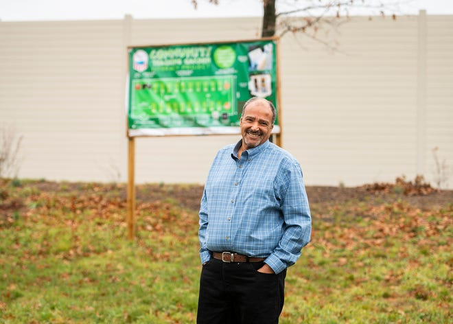 Carl Gomes, president of the Indian Lake Community Association, expects varied neighborhood reactions to plans to redevelop the Greendale Mall site in Worcester.