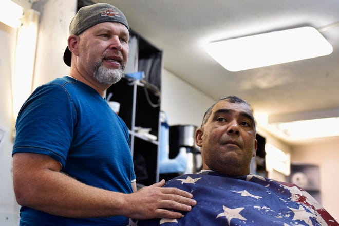 Scott Bell, who owns CutMaster Barber Shop in Pembroke, said the latest attempt at federal recognition for the Lumbee tribe has 'been our best shot.'