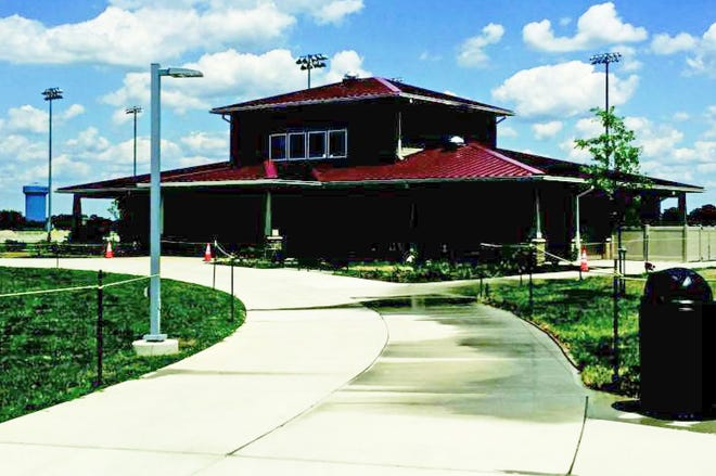 The Voice of America Park Fieldhouse in West Chester Township, opened in the fall of 2014, features 20 natural grass and two multi-purpose lighted turf fields.