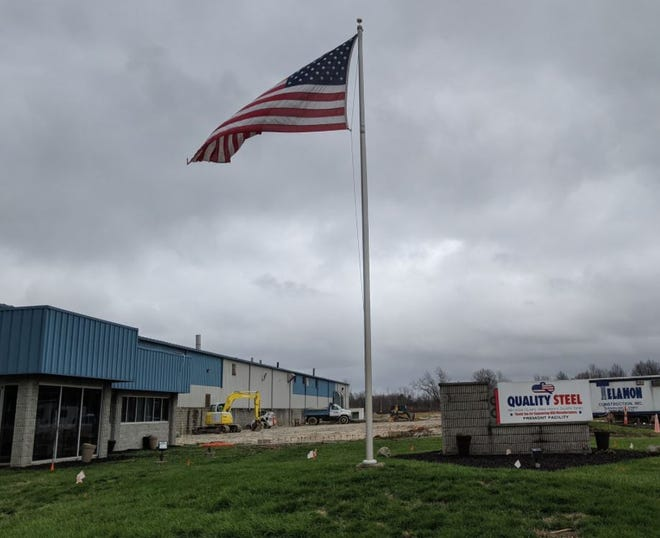 Quality Steel investing nearly $14 million into Graham Drive facility.