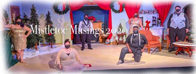 The Forst Inn Arts Collectivewill presentits annual Mistletoe Musings holiday cabaret Dec. 11-Jan. 2.