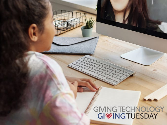 The Community Foundation of Muncie and Delaware County will be participating in Giving Tuesday, Dec. 1, 2020, to raise funds for the K-12 Technology Resilience Initiative.