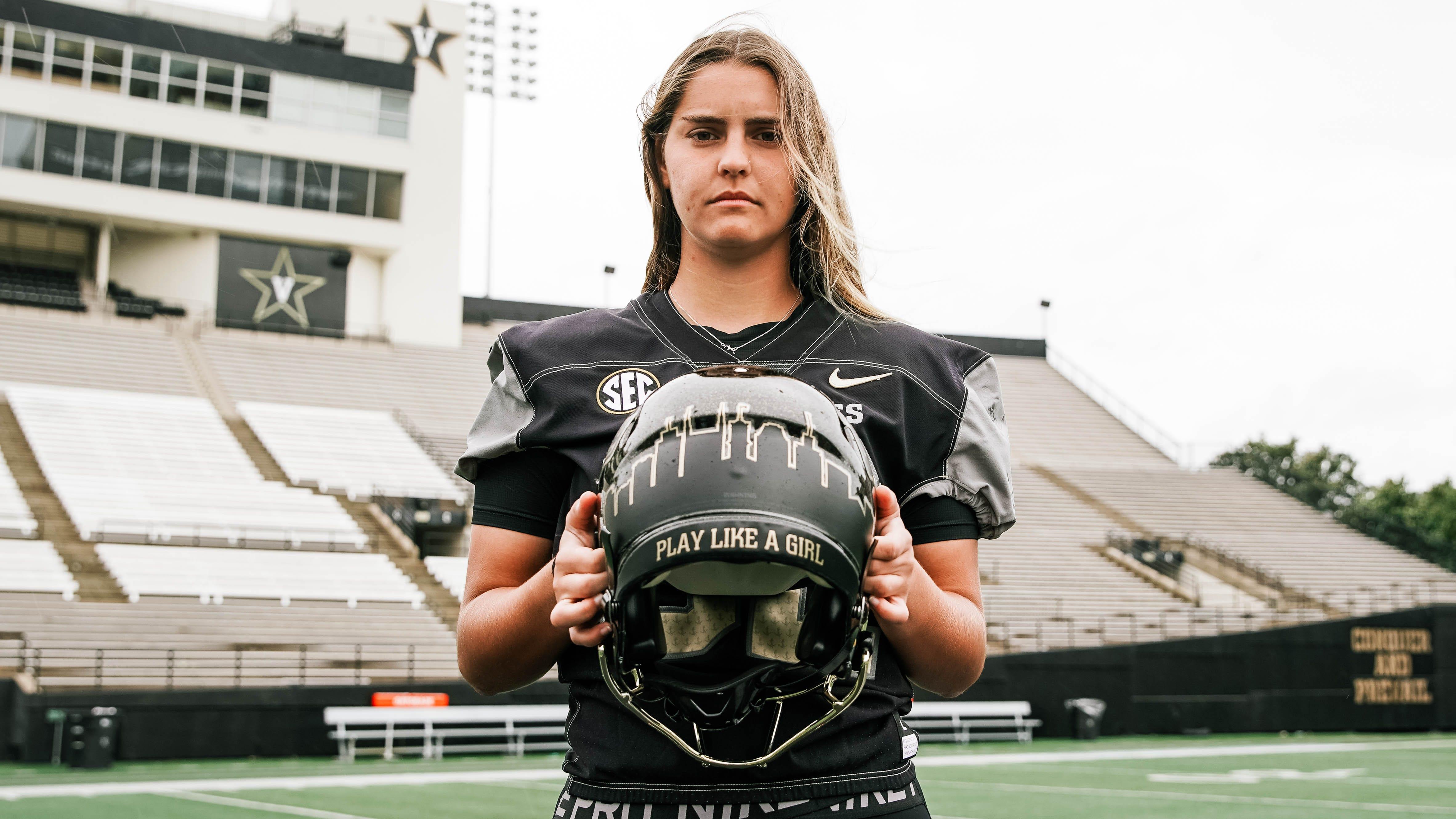 Sarah Fuller: 5 facts on the Vandy football kicker, soccer goalie