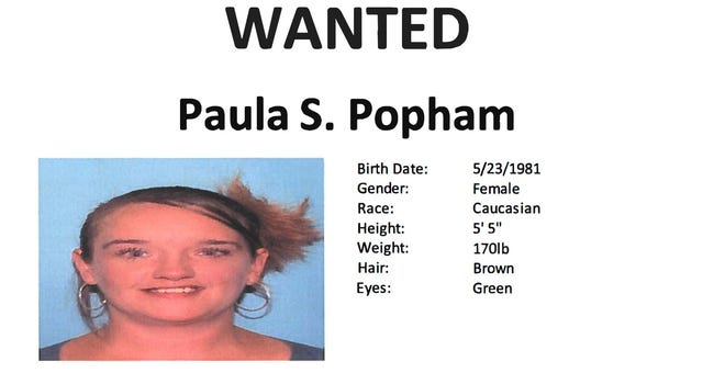Licking County Adult Court Services is actively searching for the Newark woman.