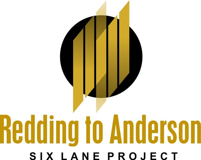 The Redding-to-Anderson six lane project.