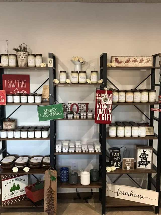 Holiday Shopping Apothecary Offers Variety Of Locally Made Products In Pittsville For this you must run, overcome obstacles, collect all the coins and reach has far as possible. holiday shopping apothecary offers
