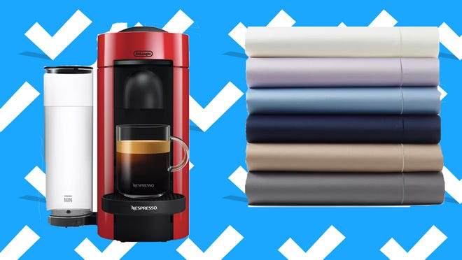 Black Friday 2020: Grab a new Nespresso machine, wrinkle-proof sheets and more at Bloomingdale's.