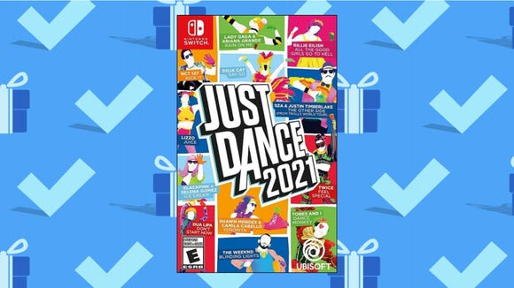 Black Friday 2020: Just Dance 2021 for Nintendo Switch.
