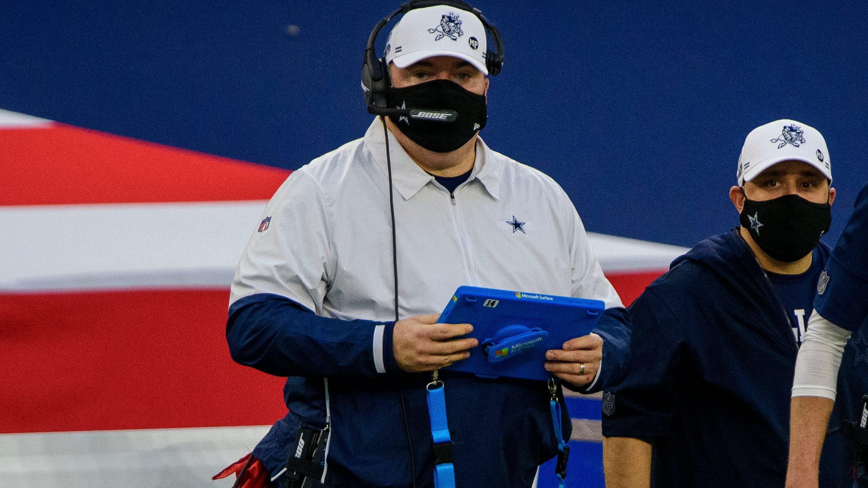 Dallas Cowboys coach Mike McCarthy defends fake punt failure: Can't just 'think about negatives'